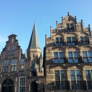 Stadspoort en 'Bolwerck'
