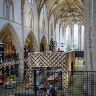 Bibliotheek Broederenkerk